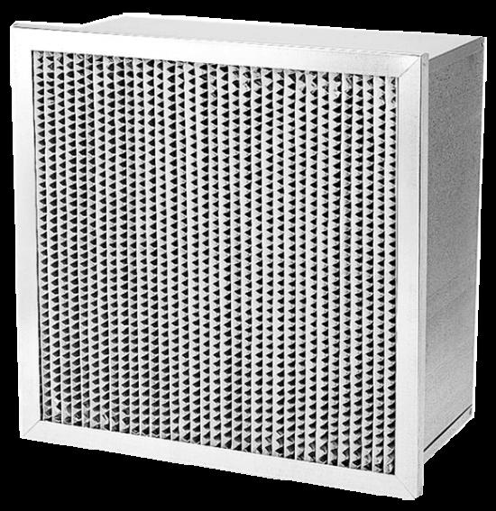 box filter for HVAC