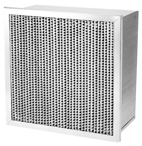 box filter for HVAC