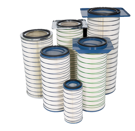 Dust Cartridge Filters