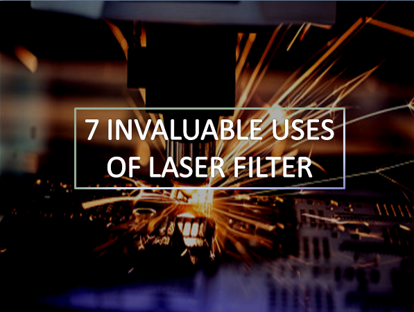 Uses of laser filters